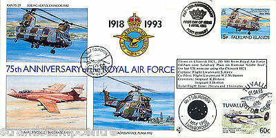 75th Anniverary of the RAF - RAF (75) 29 - No. 7 Squadron - 100 Only !