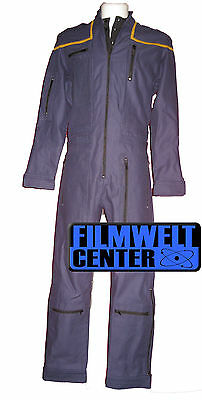Uniform Overall STAR TREK Enterprise NX-01 Large - original Replica Captain