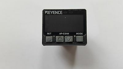 KEYENCE  AP-C31W digital pressure switch (R1S6.5B2)