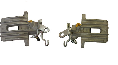 Vw Golf Mk5  Pair Passenger + Driver Rh Lh Rear Brake Caliper Brand New