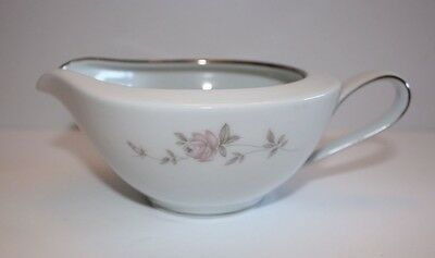 Noritake China - Bellmead - Gravy Boat - fine china dish - dining
