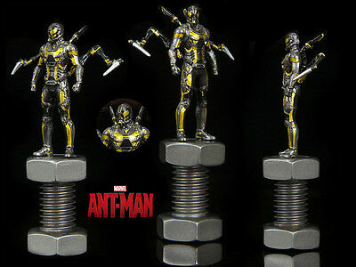 Marvel Anime yellow jacket ant-man posed Characted FFS004 1:1 Figure Figur 6.5cm