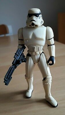 "Vintage Star Wars Power of the Force Storm Trooper 4"" Action Figure"
