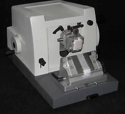 Sakura Accu-Cut Srm 200 Microtome - Fully Reconditioned