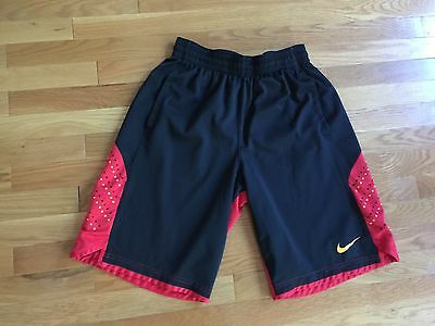 NIKE DRI-FIT MENS ATHLETIC SHORTS Size M
