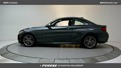2014 BMW 2 Series M235i M235i 2 Series Low Miles 2 dr Coupe Automatic Gasoline 3.0L STRAIGHT 6 Cyl Miner
