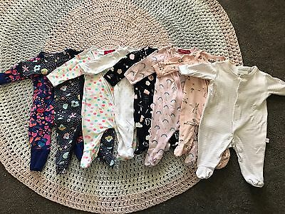 Mixed Girls Jumpsuits Size 0000 And Some 000