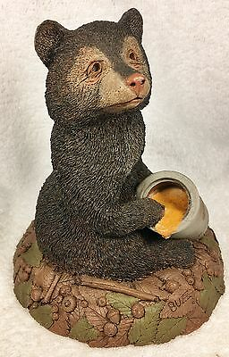 BUZZ~R 1993~T Clark/T Wolfe Gnome~Cairn Item #9050~Ed #1~Hand Signed~COA~Story