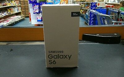 Samsung Galaxy S6 OEM Box