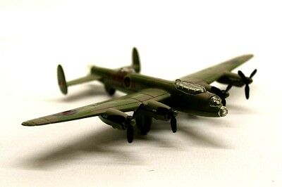 Classic Props Avro Lancaster 1/100 Model Plane Boxed Collectable D6