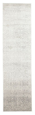 Hallway Runner Hall Runner Rug 4 Metres Long FREE DELIVERY 252 Silver 80X400cm