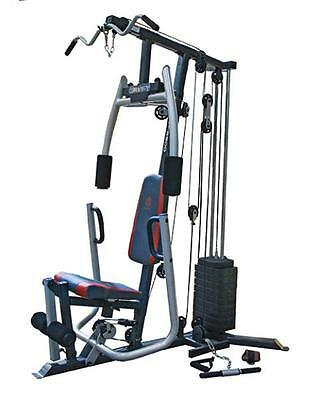 TUNTURI minigym MARCY MP 2500 0410022500 blue red home fitness