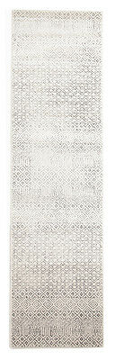 Hallway Runner Hall Runner Rug 5 Metres Long FREE DELIVERY 266 Silver 80X500cm