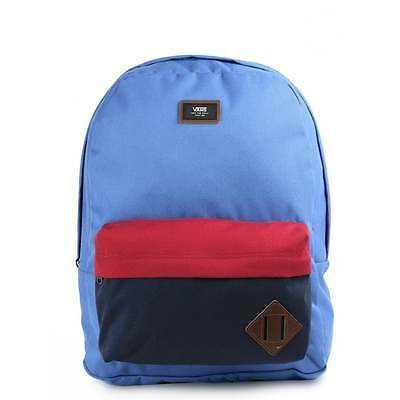 VANS Old Skool II Backpack - Delft Colourblock School Bag V00ONIO9R  FREE  Haribo c0a902170