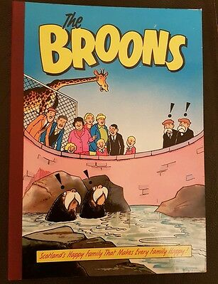The Broons Book1989 D C Thomson