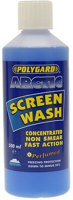 POLYGARD Arctic Screen Wash - Concentrated (-20°C) - 500ml