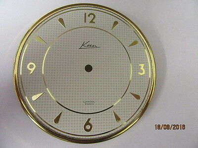Anniversary Clock Dial Ideal For Spares