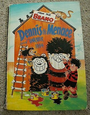 Dennis the Menace and Gnasher Annual 1994