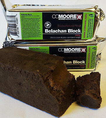 CC Moore NEW 250g Boosted Belachan Fishing Bait Attractant Block - 99233