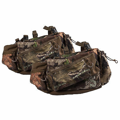 2017 Summit Deluxe Mossy Oak Camo Tree Stand Hunting Gear Storage Side Bag 85273