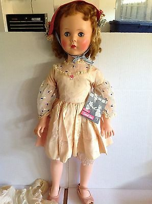 """Vintage 1950's Sweet Sue Doll  31"""" Tall"""