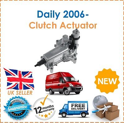 For Iveco Daily 2.3 2287CC 2006- Clutch Actuator Slave Cylinder 42550296 New