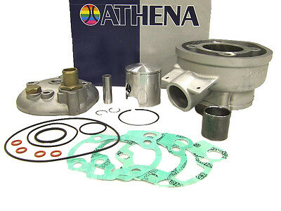 Rieju MRT 50 Athena 70cc Big Bore Cylinder Kit for AM6 Engines RS 50, XPS 50