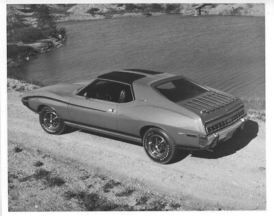 1972 AMC Javelin SST ORIGINAL Factory Photo oub5548
