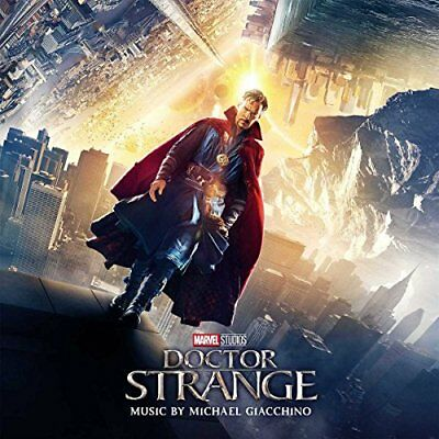 Michael Giacchino - Doctor Strange (Original Motion Picture Soundtrack) [CD]