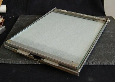 "TECHNAL CONTACT NEGATIVE PROOF PRINTER * USED * 8"" x 10"""