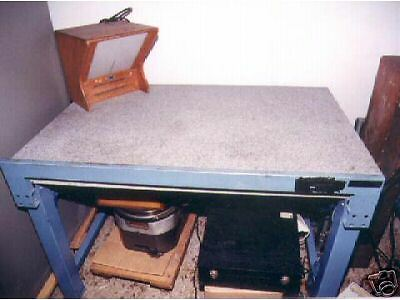 Servabench 30 x 48 Inch Surface Plate (Inv.870)
