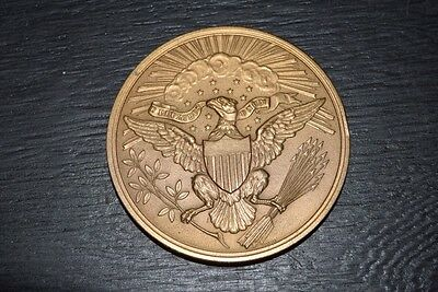 The Great Seal Centennial Commemorative Medal Bronze United States Mint