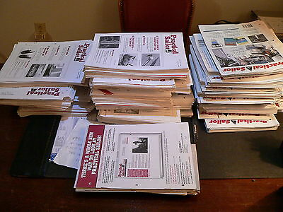 PRACTICAL SAILOR Magazine 1995-2016 Incomplete (352 Issues)