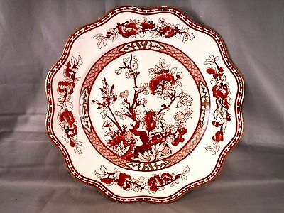 Coalport INDIAN TREE CORAL Bone China Bread & Butter Plate Made in England MINT
