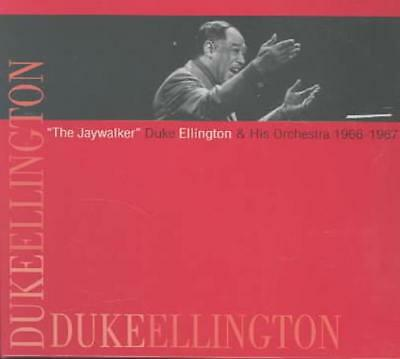 Duke Ellington - The Jaywalker: 1966-1967 [Digipak] New Cd