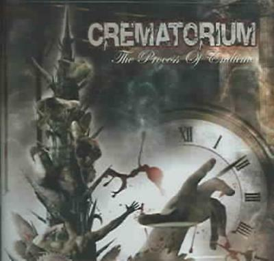 Crematorium - The Process Of Endtime * New Cd