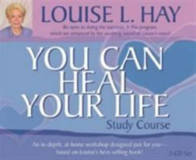You Can Heal Your Life Study Course by Louise L. Hay - 2 CD audio set