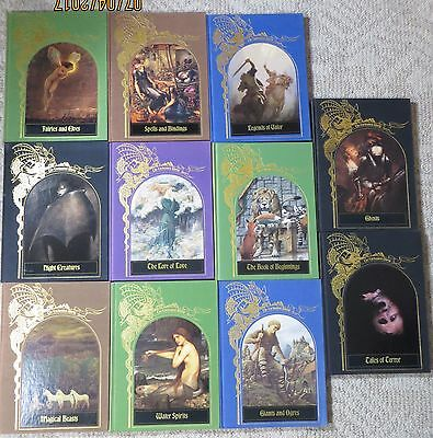 Lot of 11 The Enchanted World Books Time Life