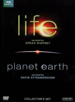 Life/Planet Earth Collection New Dvd