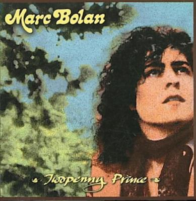 Marc Bolan/Marc Bolan & T. Rex - Twopenny Prince [Digipak] New Cd