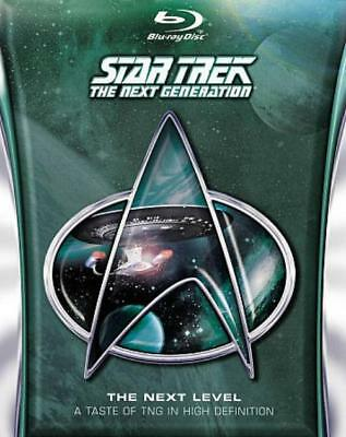 Star Trek: The Next Generation - The Next Level New Blu-Ray