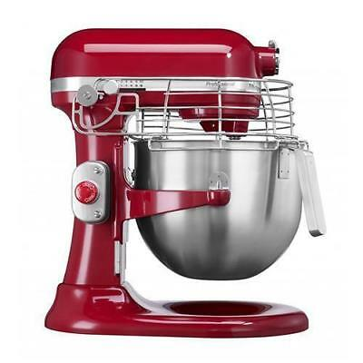 KitchenAid Commercial Stand Mixer 7.6L Empire Red Dough Mixing Dessert Maker Mix