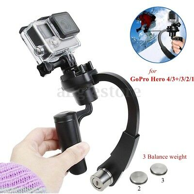 Pro Handheld Camera Stabilizer Video Steadicam Gimbal For GoPro Hero 4/3+/3/2/1