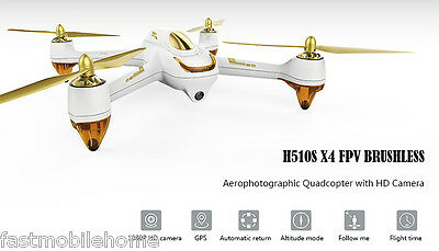 Hubsan H501S X4 5.8G FPV 1080P HD Camera RC Quadcopter with GPS Follow Me Drone