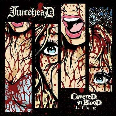Juicehead - Covered In Blood: Live New Cd