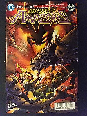 DC Odyssey of the Amazons # 5 (1st Print)