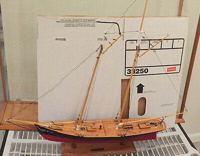 Ship Model America Sailing Yacht of 1851    - America's Cup