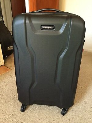 """New Samsonite Luggage Carry On 21""""  Spin Tech 2.0"""