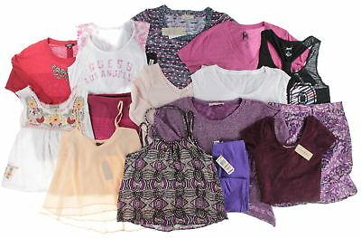 Wholesale Lot Clothing Juniors Dresses & Apparel New With Flaws 100 PC Apparel