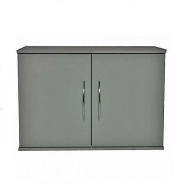 Stackable Wooden Cabinet 2 Doors Ideal For Shop Or Home Cm. 92X45Xh63,5